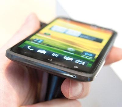 موبایلهای دارای صفحات لمسی