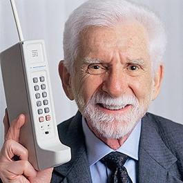 تلفن همراه قدیمی