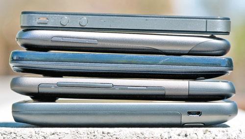 کدهای امنیتی تلفن های همراه