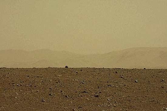 خبرهای تازه از مریخ نورد