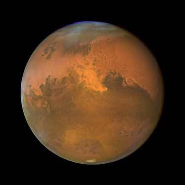 مأموریت بدون سرنشین هندوستان به مریخ در سال 2013