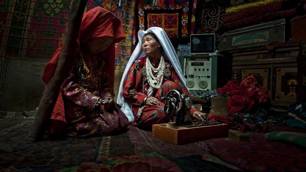 سه عکس برتر مسابقه 2012 نشنال جئوگرافیک