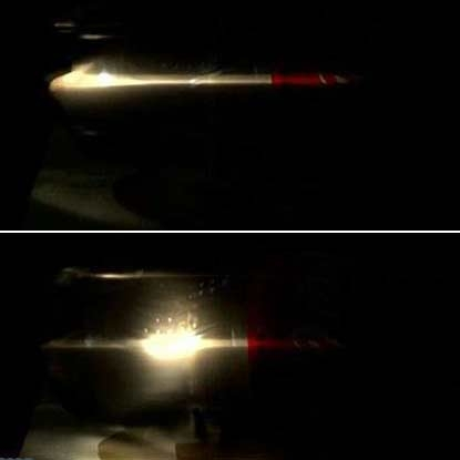 گذر نور با سریعترین دوربین جهان قابل مشاهده شد