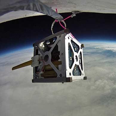 ماهوارههای مبتنی بر اندروید ناسا به مدار زمین پرتاب میشوند