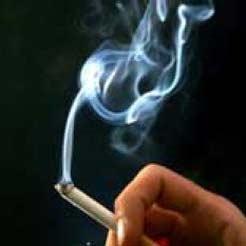 دود سیگار و افزایش فعالیت پلاکتهای خون