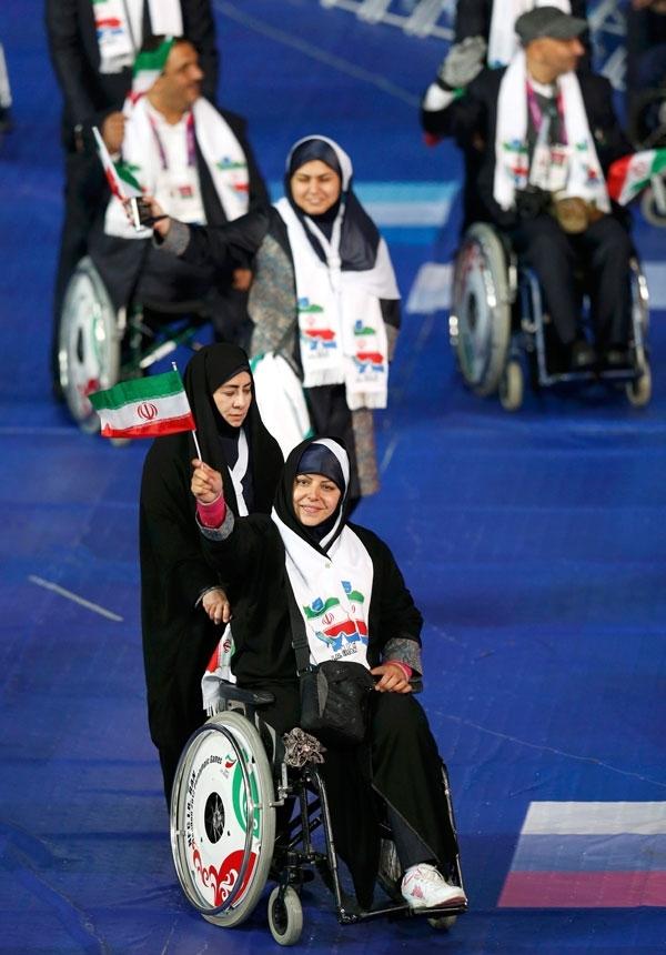 پارالمپیک 2012 از نگاه دوربین