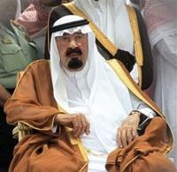 ملک عبدالله - پادشاه عربستان سعودی