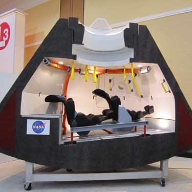 تاکسیهای فضایی جدید در راهند