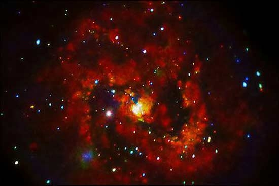 شیرخوارگاه ستارهای کیهان