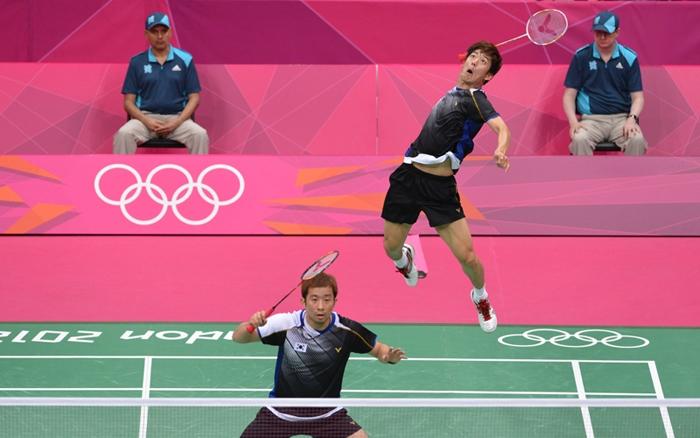 گلچینی از تصاویر زیبای المپیک