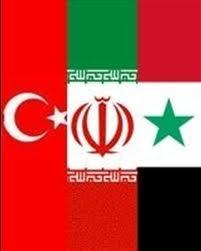 ایران ترکیه سوریه