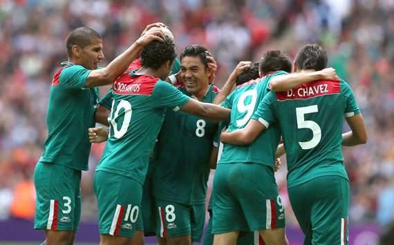 برزیل با نیمار هم قهرمان المپیک نشد؛ مکزیک طلای فوتبال را گرفت