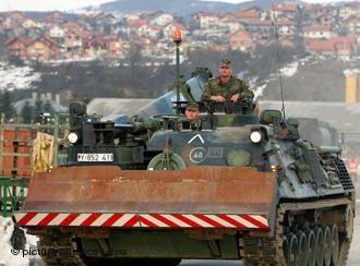 پایان حضور نظامی آلمان در بوسنی بعد از 17 سال