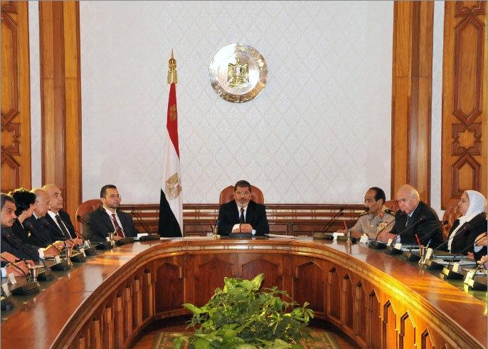 دولت جدید مصر سوگند یاد کرد