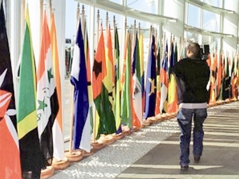 پرچم - جنبش عدم تعهد