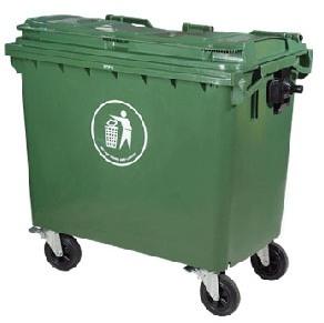توزیع یک میلیون مخزن دوقلوی زباله