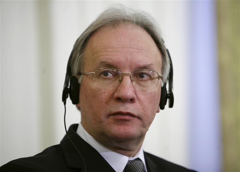 وزیر امور خارجه بلاروس برکنار شد
