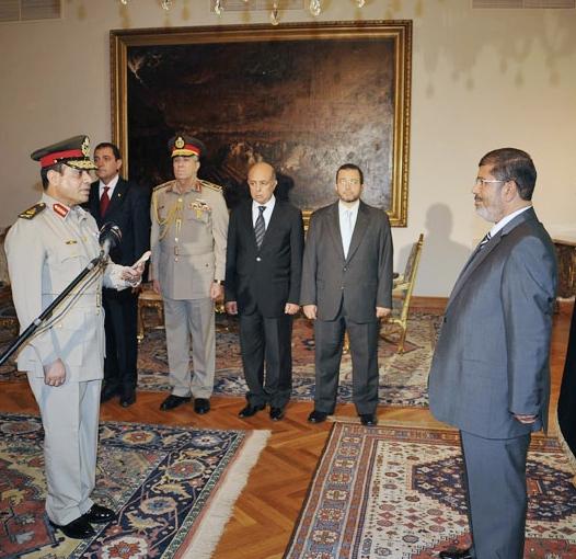 واکنش ها به اقدامات اخیر مرسی