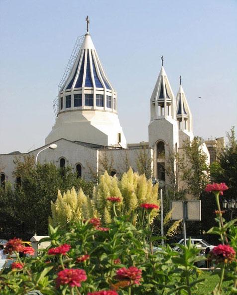 کلیسای سرکیس مقدس - تهران