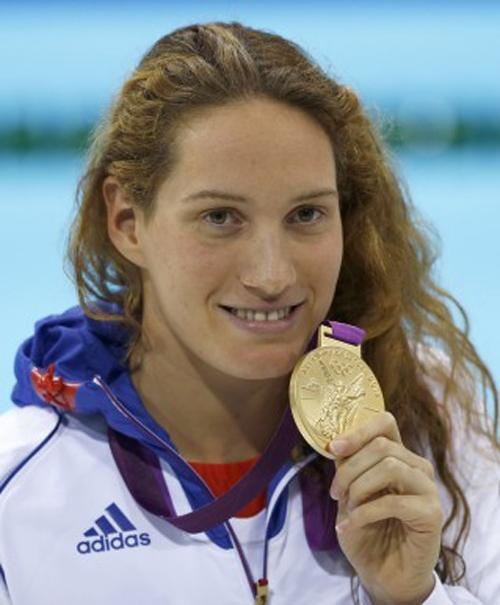 گزارشی تصویری از زنان طلایی المپیک