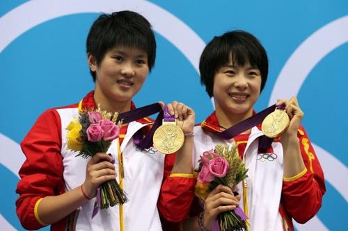 تصاویری از تیمهای طلایی  المپیک