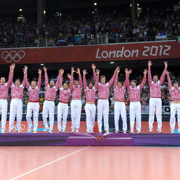 بهترینهای والیبال المپیک 2012 معرفی شدند