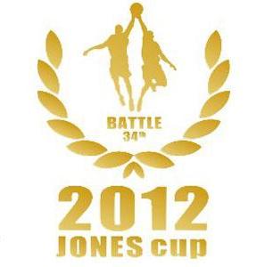 Jones cup logo