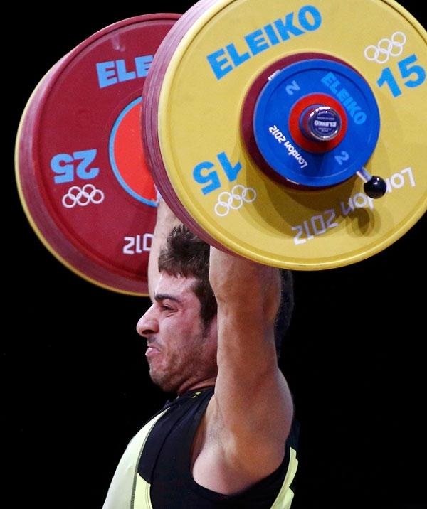 رستمی برنز المپیک را کسب کرد؛ نخستین مدال برای کاروان ایران