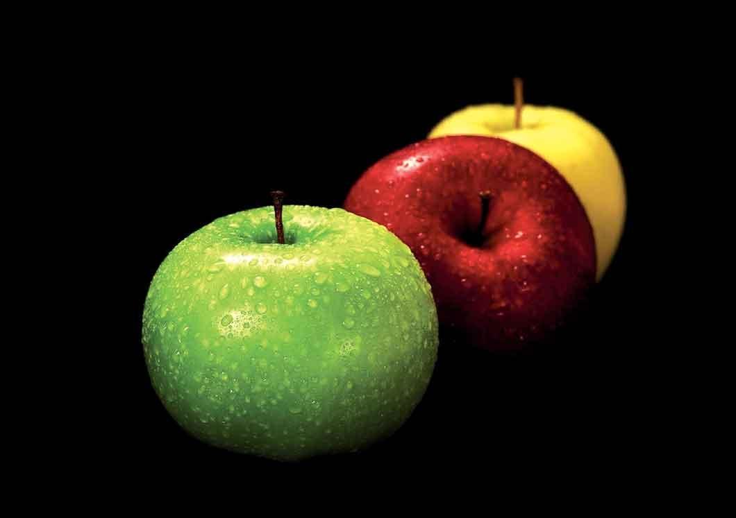چه کسی طاقت سیب نداشت؟