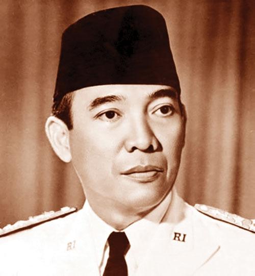 احمد سوکارنو