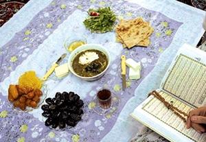 آشنایی با آداب و رسوم مردم بوشهر در ماه مبارک رمضان