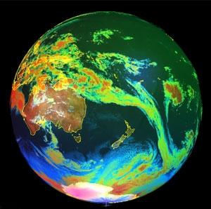 globe weather