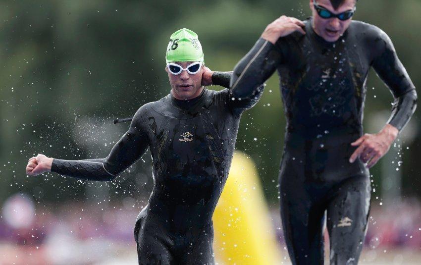 چند تصویر برگزیده از مسابقات المپیک