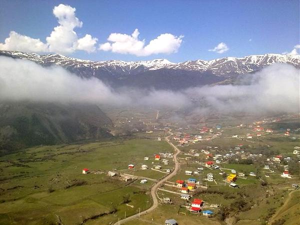 آشنایی با روستای مریان - گیلان