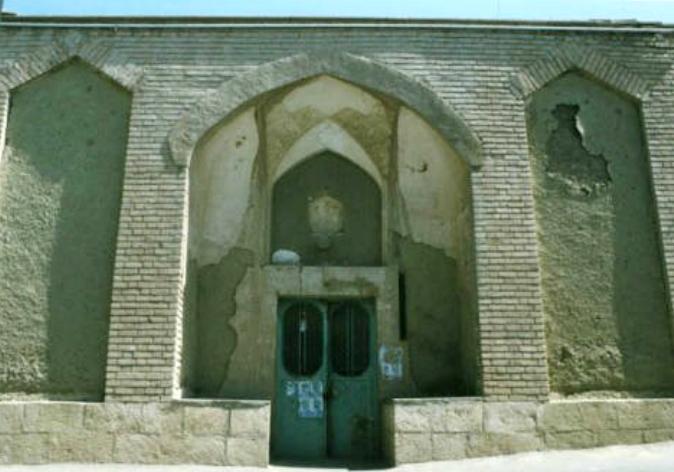 آشنایی با مسجد جامع تاریخی نیمور - مرکزی