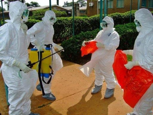 شمار تلفات شیوع ابولا در اوگاندا به 16 نفر رسید