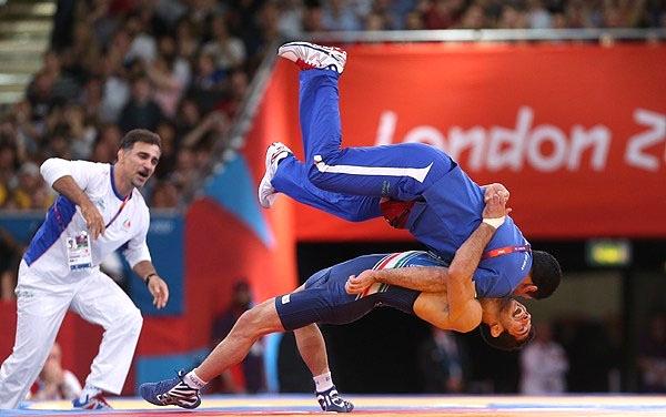همسر امید نوروزی تیم کشتی فرنگی بیوگرافی امید نوروزی ایرانیان در المپیک 2016 المپیک 2016 ریودوژانیرو Omid Norouzi