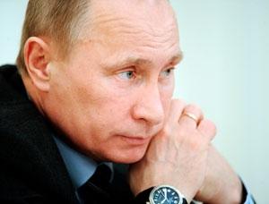 ابراز تاسف پوتین از کنارهگیری عنان