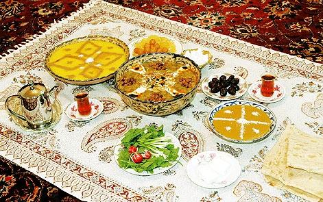 آشنایی با آداب و رسوم مردم سراوان در ماه مبارک رمضان