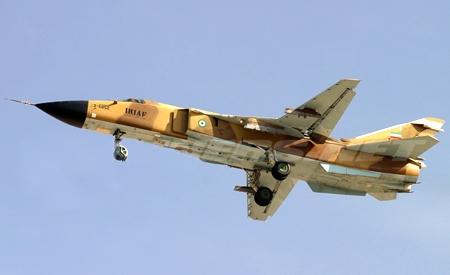 هواپیمای بمب افکن سوخو 24