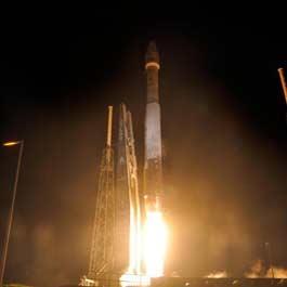 کاوشگرهای دوقلوی ناسا به کمربندهای تابشی زمین پرتاب شدند