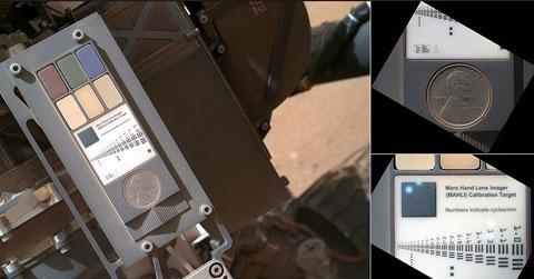 تصاویری متفاوت از مریخنورد ناسا