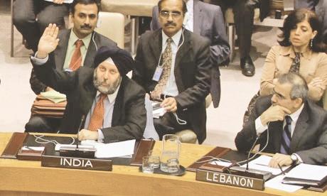 سازمان ملل - هند