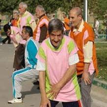 ارتباط فعالیت جسمانی و طول عمر سالمندان