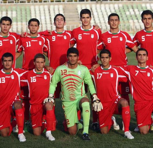 تصاویری از دیدار تیمهای ملی نوجوانان ایران و یمن