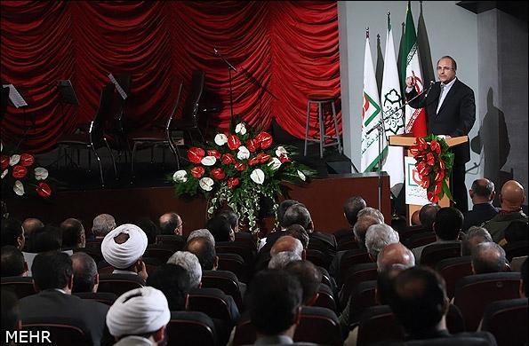تصاویر افتتاح باغ موزه دفاع مقدس