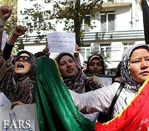 متن بیانیه دانشجویان غیرایرانی تجمعکننده مقابل دفتر سازمان ملل
