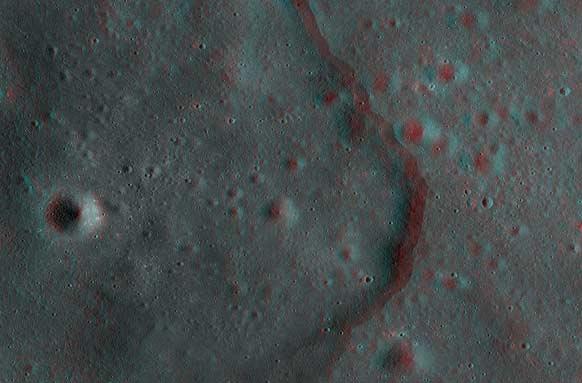 جریانهای آتشفشانی و گدازههای ماه