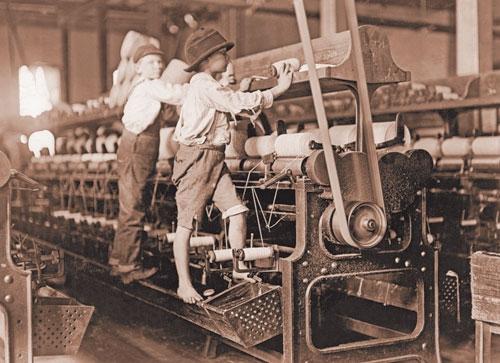 کودکان - کار