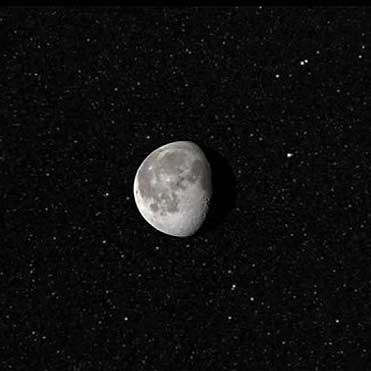 راز لکههای شیری ماه کشف شد